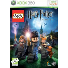 DISNEY INTERACTIVE X360 - LEGO Harry Potter: Years 1-4