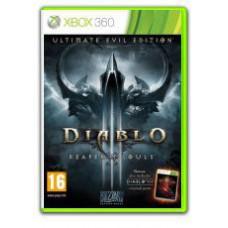 BLIZZARD X360 - Diablo 3 Ultimate Evil Edition