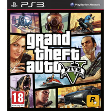 TAKE 2 PS3 - GRAND THEFT AUTO V