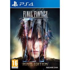 CAPCOM PS4 - Final Fantasy XV: Royal Edition