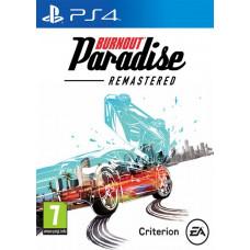 ELECTRONIC ARTS PS4 - Burnout Paradise Remastered
