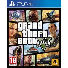 TAKE 2 PS4 - Grand Theft Auto V