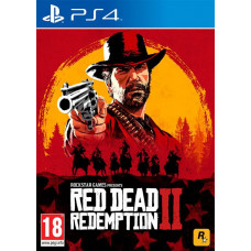 TAKE 2 PS4 - Red Dead Redemption 2