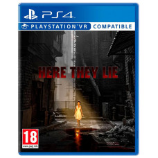 SONY PLAYSTATION PS4 VR - Here They Lie VR