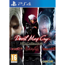 CAPCOM PS4 - Devil May Cry HD Collection