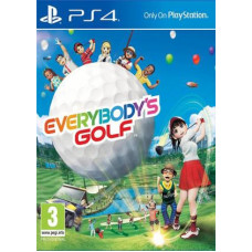 SONY PLAYSTATION PS4 - Everybody´s Golf 7