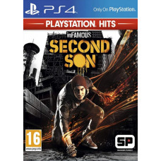 SONY PLAYSTATION PS4 - InFamous Second Son HITS