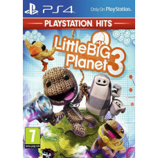 SONY PLAYSTATION PS4 - LittleBigPlanet 3 HITS