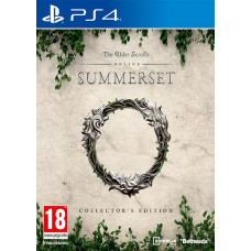 BETHESDA PS4 - ESP: The Elder Scrolls Online Summerset Collector's Edition