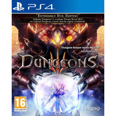 COMGAD PS4 - Dungeons 3 Extremely Evil Edition