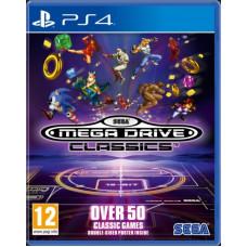 SEGA PS4 - Sega MegaDrive Collection