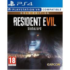 CAPCOM PS4 - Resident Evil 7: Biohazard Gold Edition VR