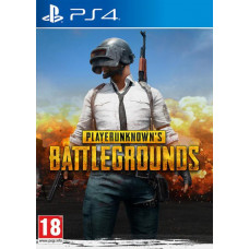 SONY PLAYSTATION PS4 - PlayerUnknown's Battlegrounds (PS4)/EAS