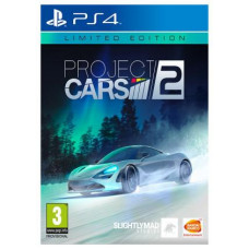 TAKE 2 PS4 - Project CARS 2