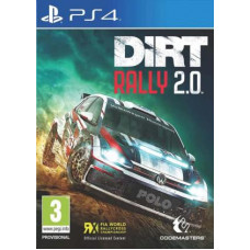 UBISOFT PS4 - DiRT Rally 2.0