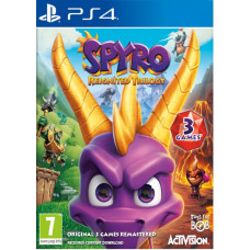 ELECTRONIC ARTS PS4 - Spyro Trilogy Reignited