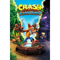 ELECTRONIC ARTS XONE - Crash Bandicoot N. Sane Trilogy
