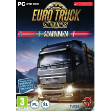 COMGAD EURO TRUCK Simulator 2: Skandinávie