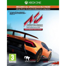 COMGAD XBOX ONE - Assetto Corsa: Ultimate Edition