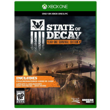 MICROSOFT XBOX ONE - State of Decay