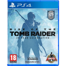 WARNER BROS PS4 - Rise of the Tomb Raider 20 Year Celebration