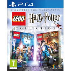 PS4 - LEGO Harry Potter Collection