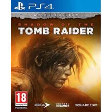 WARNER BROS PS4 - Shadow of Tomb Raider Croft Edition