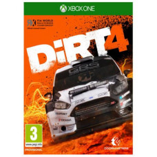 CODEMASTERS XONE - Dirt 4