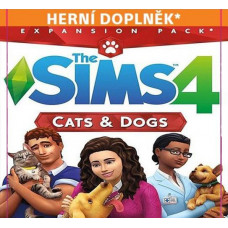 ELECTRONIC ARTS XONE - THE SIMS 4 + CATS & DOGS