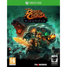 COMGAD XBOX ONE - Battle Chasers: Nightwar