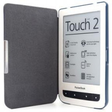 POCKETBOOK C-TECH PROTECT pouzdro pro Pocketbook 614/624/626, hardcover, PBC-03, modré
