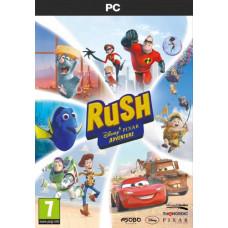 COMGAD Rush - A DisneyPixar Adventure