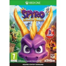 ACTIVISION XONE - Spyro Trilogy Reignited