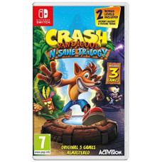 ELECTRONIC ARTS NS - Crash Bandicoot N. Sane Trilogy