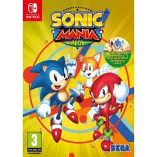 SEGA NS - Sonic Mania Plus