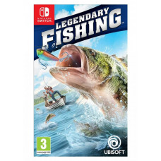 ELECTRONIC ARTS NS - LEGENDARY FISHING EXP
