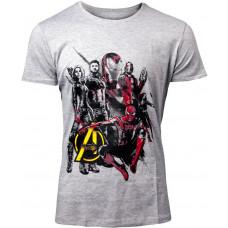SONY PLAYSTATION Triko: Avengers: Infinity War Character - S