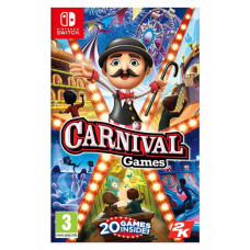 WARNER BROS NS - Carnival Games