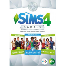 ELECTRONIC ARTS PC CD - The Sims 4 bundle pack 5