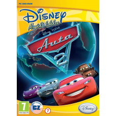 DISNEY INTERACTIVE DMK slim: Auta 2