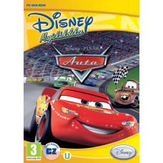 DISNEY INTERACTIVE DMK slim: Auta
