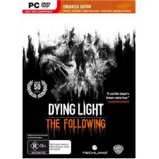 WARNER BROS PC - Dying Light The Following: Enhanced Edition
