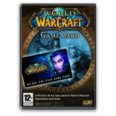 BLIZZARD PC CD - World of Warcraft Game Card
