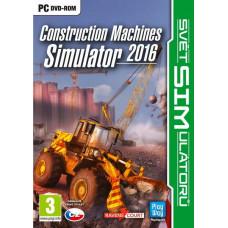 WARNER BROS PC - SIM: CONSTRUCTION MACHINES SIMULATOR 2016