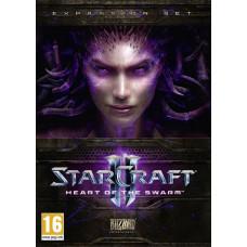 BLIZZARD PC CD - StarCraft 2 - Heart of the Swarm CZ