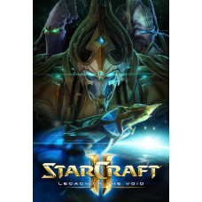 BLIZZARD PC CD - StarCraft 2 - Legacy of the Void