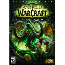 BLIZZARD PC CD - World of Warcraft: Legion