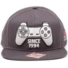 SONY PLAYSTATION Čepice s kšiltem: Playstation - Motiv ovladač