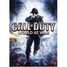 ACTIVISION PC CD - Call of Duty: World at War