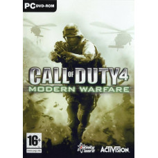 ACTIVISION PC CD - Call of Duty: Modern Warfare
